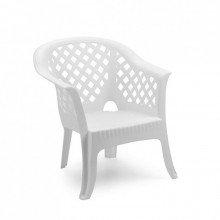 Кресло Lario, белое