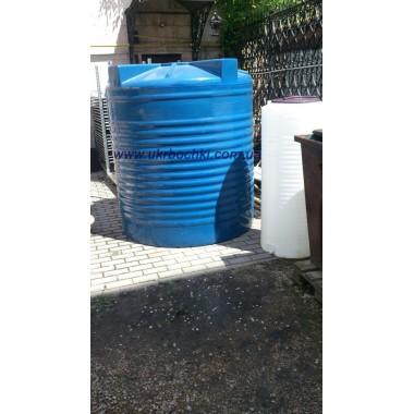 Двухслойный бак на 3000 литров