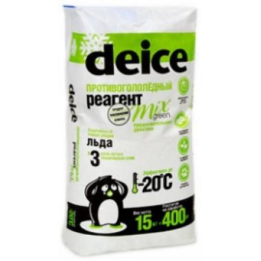 Противогололедный реагент DEICE Mix Green, 15кг в Харькове