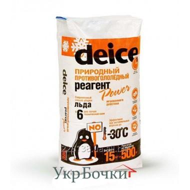Противогололедный реагент DEICE Power, 15кг в Харькове