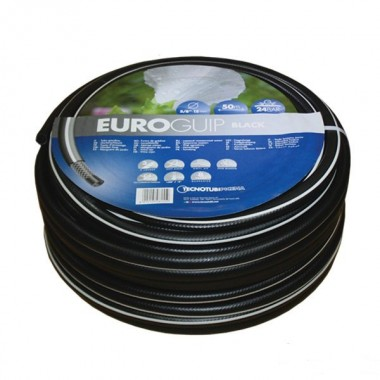 Шланг 1/2 Euro Guip BLACK 25м