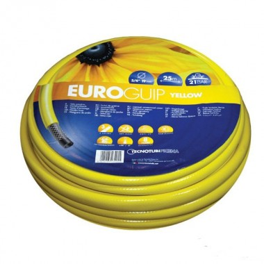 Шланг 1/2 Euro Guip YELLOW 20м