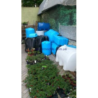 Пластиковые емкости на Пушкинской