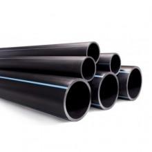 Труба ПЭ полиэтиленовая d 20 х 1,8 мм 6 атм. (100 м.) водопроводная
