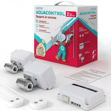 "Защита от протечек воды Neptun Aquacontrol 3/4"""