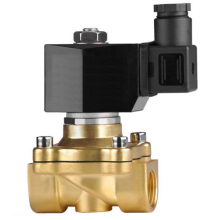 Электромагнитные клапана для воды и газа, в наличии и под заказ!