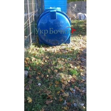 Горизонтальная на 2000 литров
