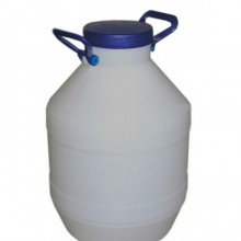 Бидон пластиковый 40л Прилуки
