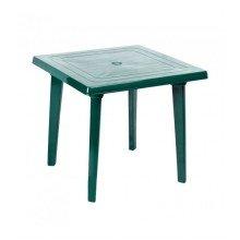 Стол квадратный пластиковый, 80*80см
