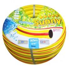 Шланг 3/4 Evci Plastik SUNNY радуга 20м
